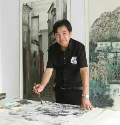 艺术家赵以宝作品赏析