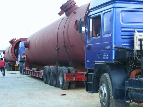 成都到北京物流公司-设备运输