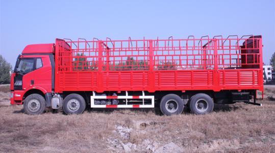成都到北京物流公司-9.6高栏车型