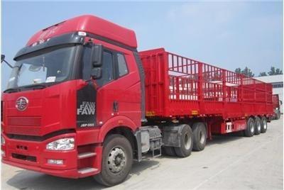 成都到上海物流公司-运输13.5高栏车型