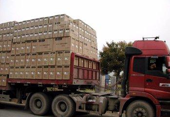 成都到上海杨闵行流公司-成都领路物流公司