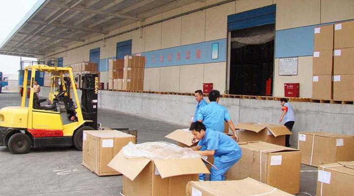 成都到上海的物流公司地址