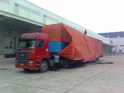 成都到上海物流-俊亚物流公司