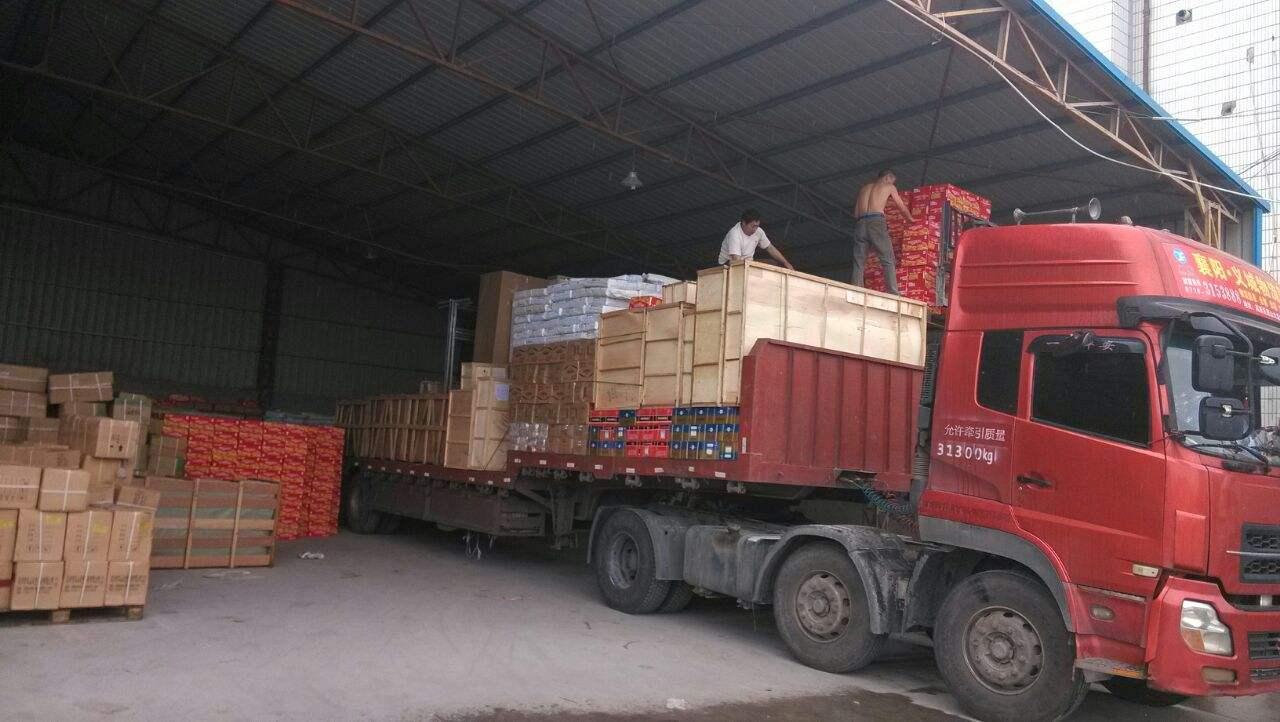 成都到天津物流公司-整车运输