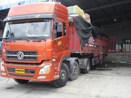 成都到天津西青物流公司-整车运输