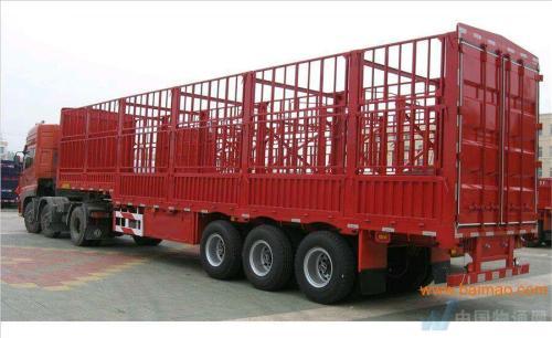 成都到广州物流公司-13.5米冷藏车
