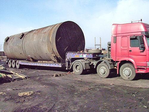 成都到铜川物流公司-设备运输