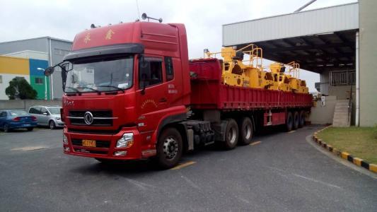 成都到汉中物流公司-设备运输