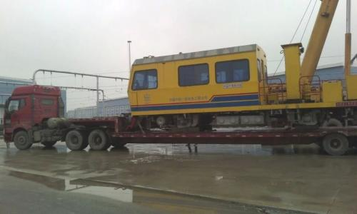 成都到连云港物流公司-设备运输