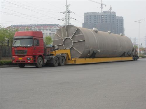 成都到淮安物流公司-设备运输