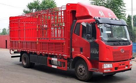 成都到南京物流公司-6.8米高栏车型