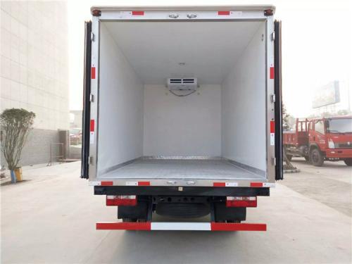 成都到南京物流公司-冷藏车车型