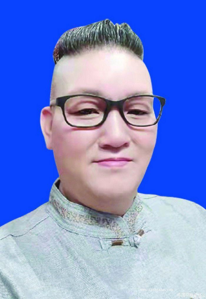 周曦,中国书画家协会副会长