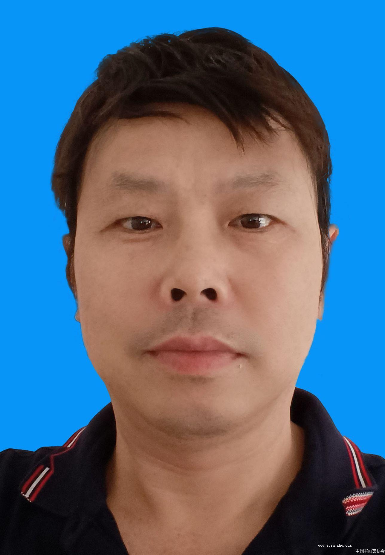 刘孝田,中国书画家协会副主席