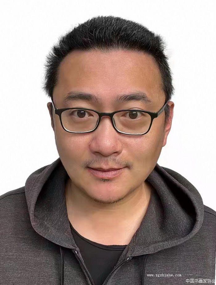 谢科佳,中国书画家协会会员
