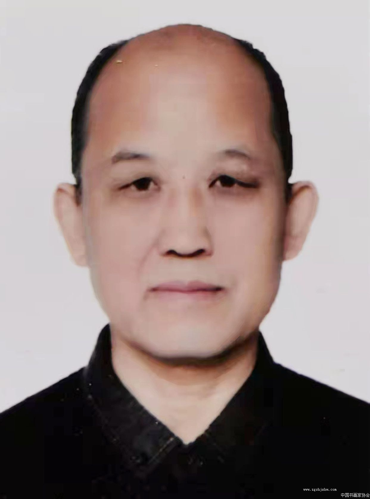 张连祖,中国书画家协会会员