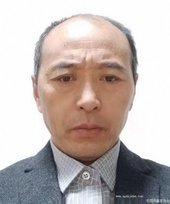 肖双建,中国书画家协会会员