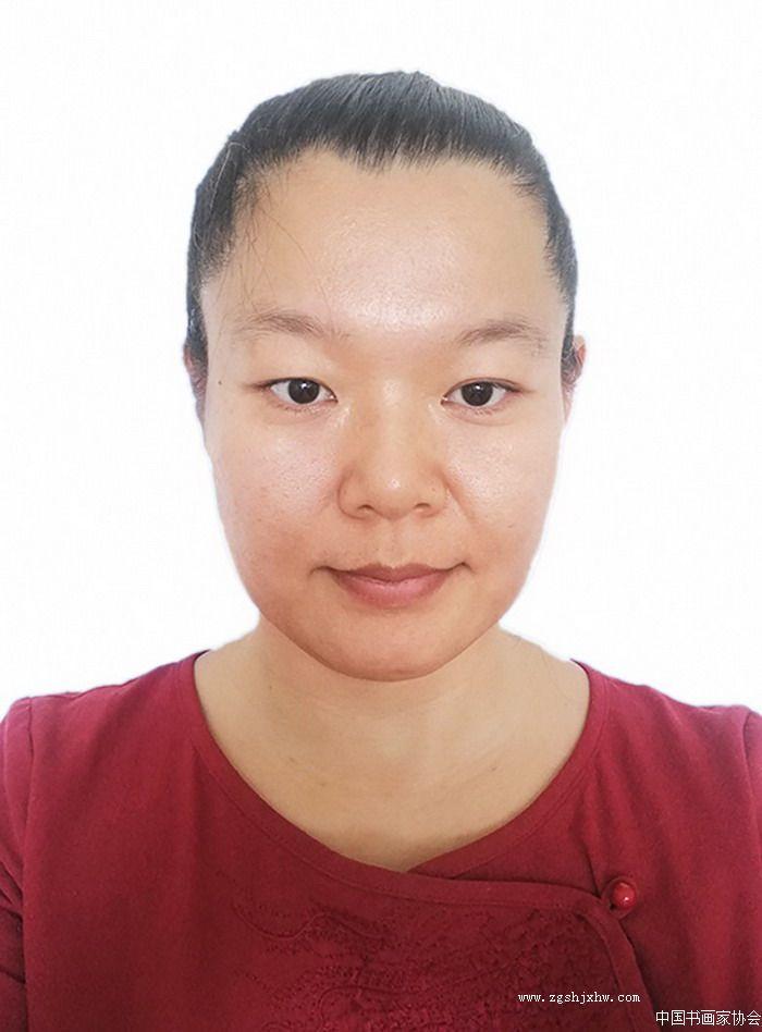 郭桐至,中国书画家协会理事