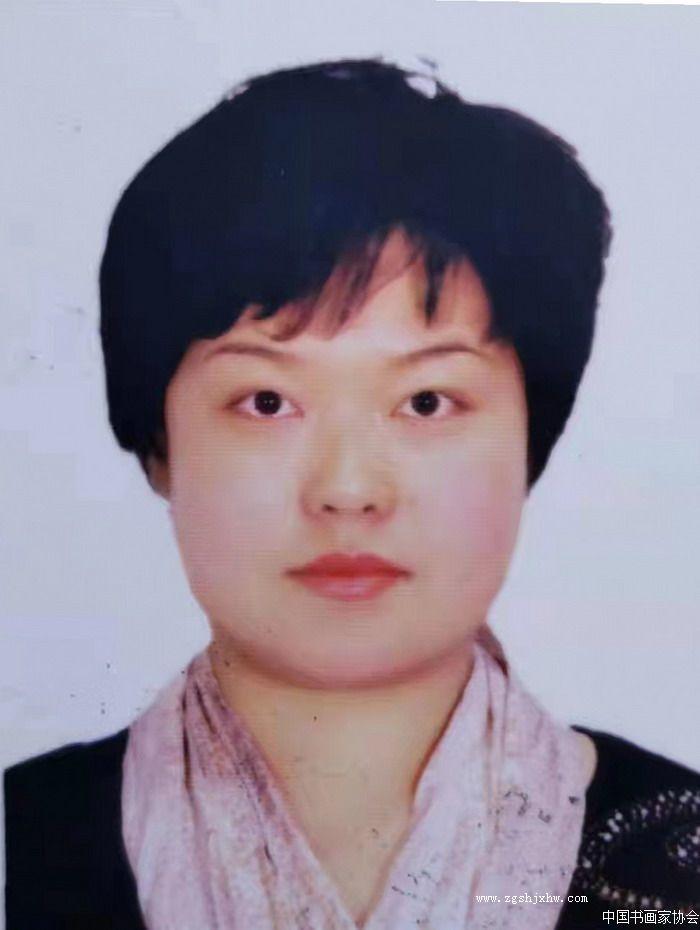 宋韶华,中国书画家协会北京分会副会长