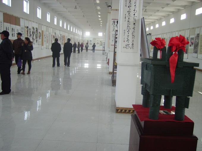 翰林院参与美术馆发展与展览2013年