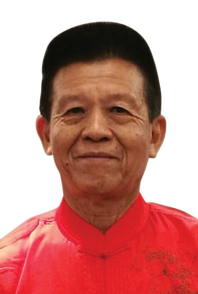 潮汕分院名誉院长:陈焕强
