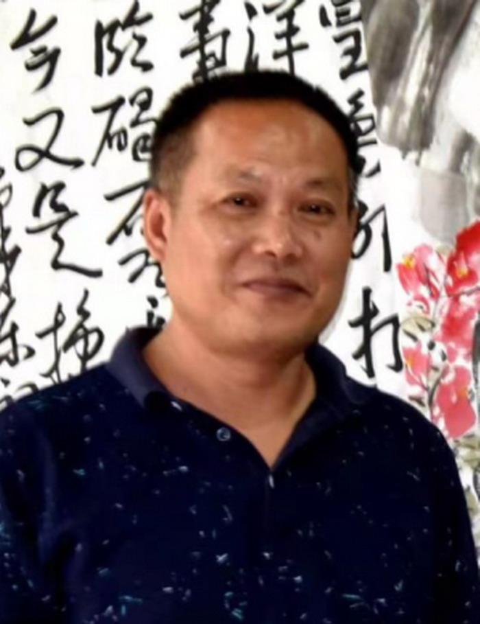 蓝金顺,北京御翰林书画院潮汕分院副院长