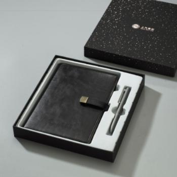 商务套装记事本-笔记本+笔