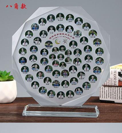 水晶影像制作-八角款