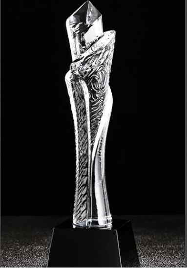 福州水晶奖杯-出类拔萃