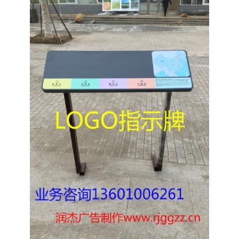 LOGO标志指示牌
